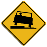 Warning Sign | NYS Permit Test