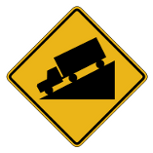 Warning Sign | Permit Test VA