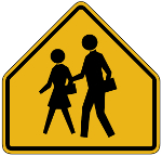 School Zone Sign | Indiana Permit Test