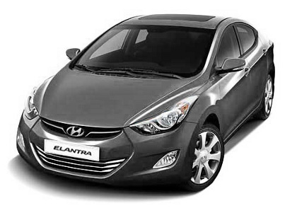 One of the best cars for new teen drivers - Hyundai Elantra