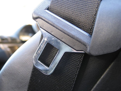 If the car is equipped with a seat belt, you must use it duing your Alabama driving test